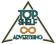 Top Shelf Advertising Logo